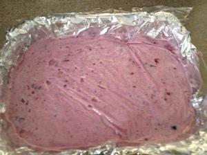 Frozen Craberry Salad